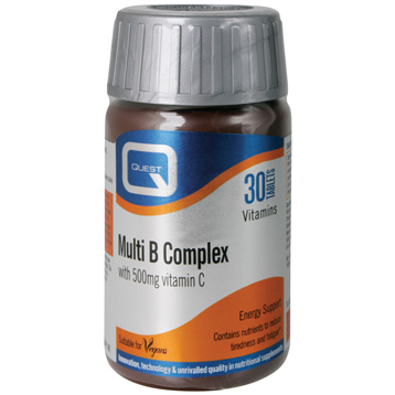 Multi B Complex with Vitamin C