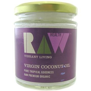 Raw Health Organic Virgin Coconut Oil