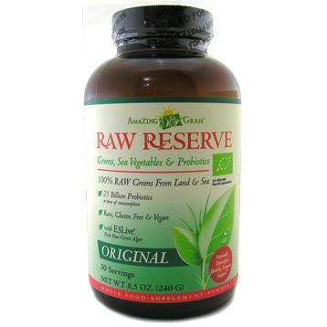 Raw Reserve Green 240g