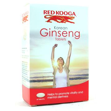 Red Kooga Ginseng Tablets