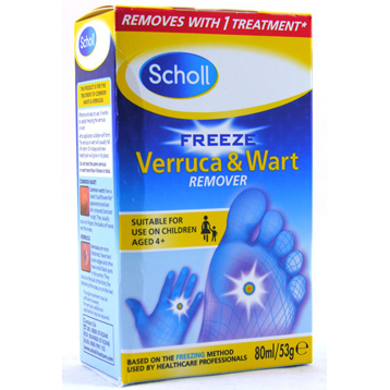 Freeze Wart & Verruca Treatment