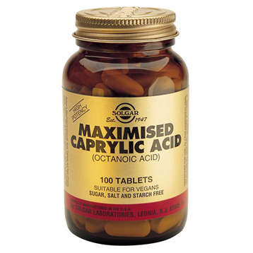 Maximised Caprylic Acid