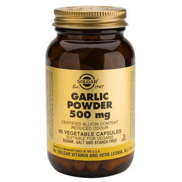 Garlic Powder 500mg