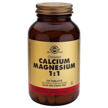 Chelated Calcium Magnesium