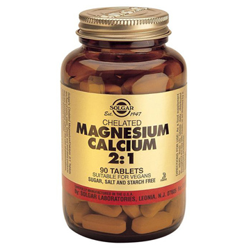 Chelated Magnesium and Calcium