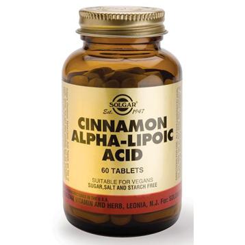 Cinnamon Alpha-Lipoic Acid
