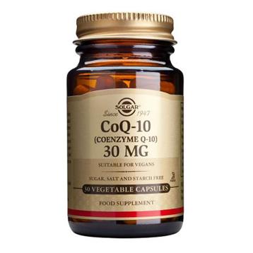 CoQ-10 30mg Capsules
