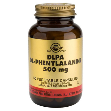 DLPA DL-Phenylalanine 500mg