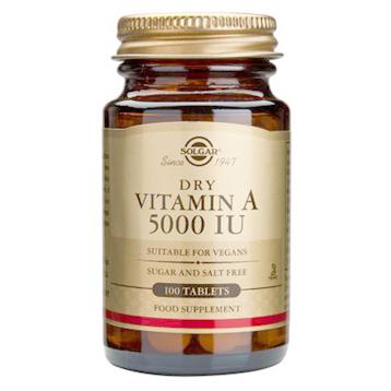 Dry Vitamin A 5000iu
