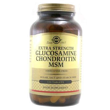 Extra Strength Glucosamine Chondroitin MSM
