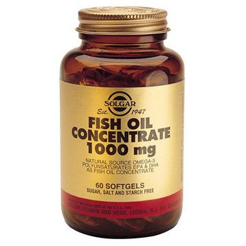 Fish Oil Concentrate