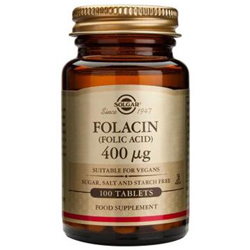 Folic Acid 400mg