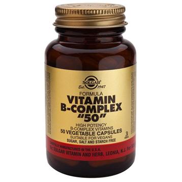 Formula Vitamin B Complex 50