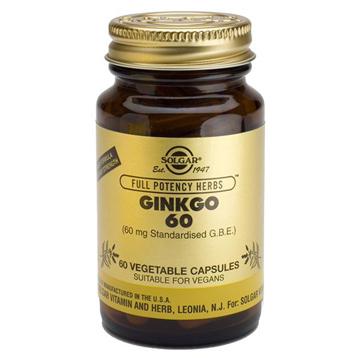 Full Potency Ginkgo 60