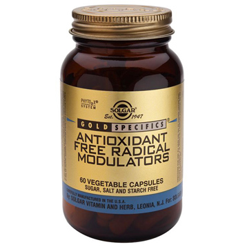 Gold Specifics Antioxidant Free Radical Modulators