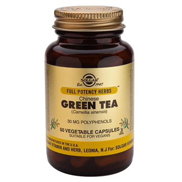 Full Potency Green Tea 520mg