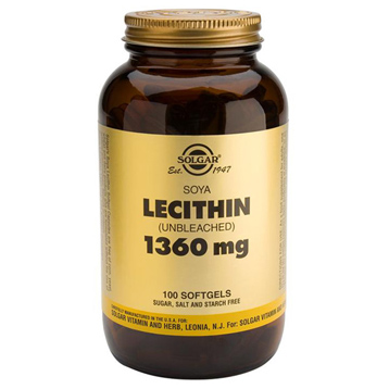 Lecithin 1360mg