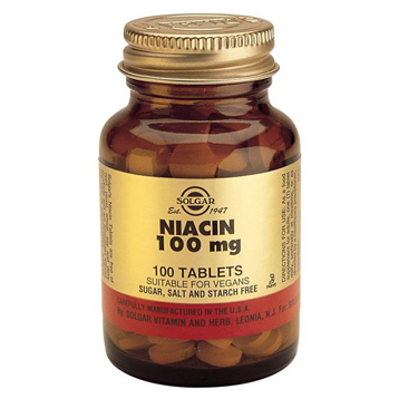 Niacin 100mg