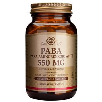 PABA 550mg