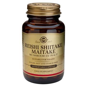 Reishi Shiitake Maitake Mushroom