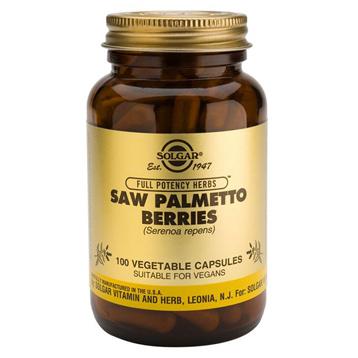 Full Potency Saw Palmetto 520mg