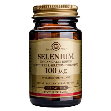 Selenium 100ug