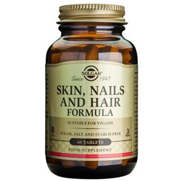 Skin Nail and Hair Formula