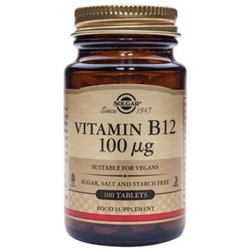 Vitamin B12 100ug