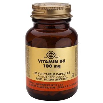 Vitamin B6 100mg