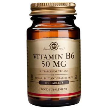 Vitamin B6 50mg