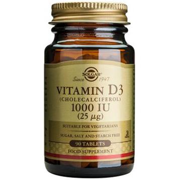 Vitamin D3 Cholecalciferol 1000iu