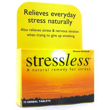 Stressless - Natural Remedy for Stress