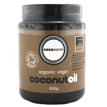 Coconova Organic Coconut Oil 500g