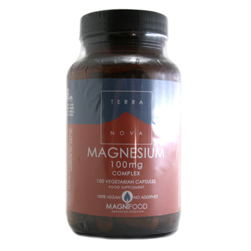 Magnesium 100mg Complex