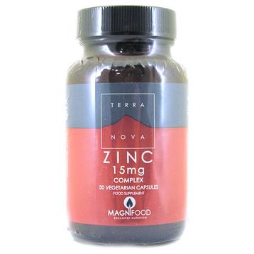 Zinc 15mg Complex