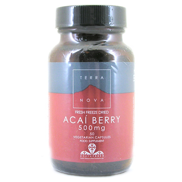 Acai Berry 500mg