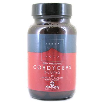 Cordyceps 500mg