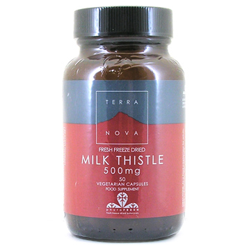 Milk Thistle 500mg