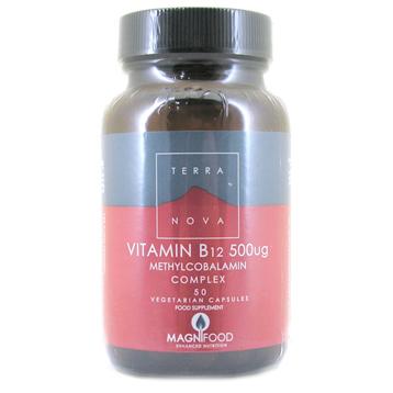 Vitamin B12 500ug Complex