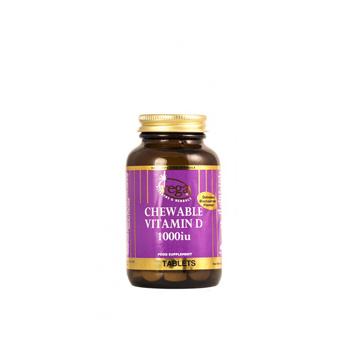Vitamin D Chewable 1000iu