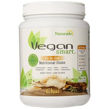 Vegansmart All-in-One Nutritional Shake Chai