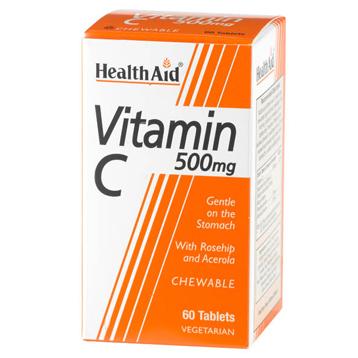 Vitamin C 500mg Chewable