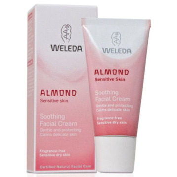 Almond Smoothing Facial Cream