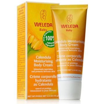 Calendula Moisturising Body Cream