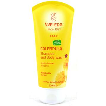 Calendula Shampoo & Bodywash