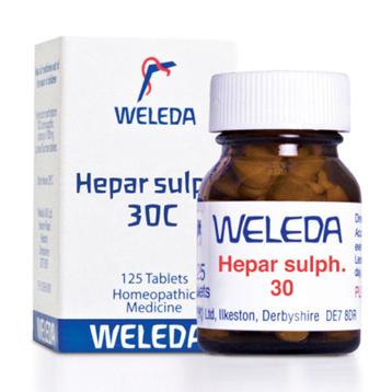 Hepar Sulph