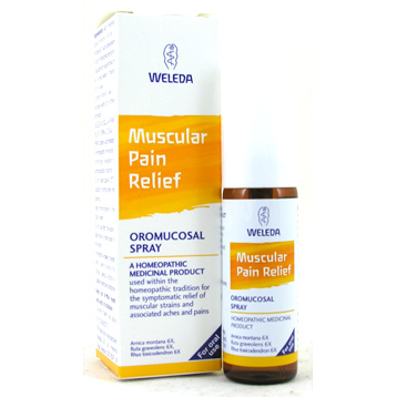 Muscular Pain Relief