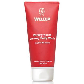 Pomegranate Creamy Body Wash