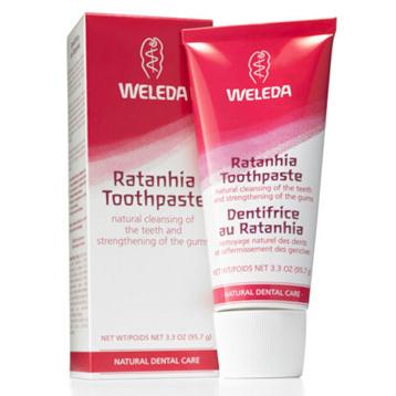 Ratanhia Toothpaste